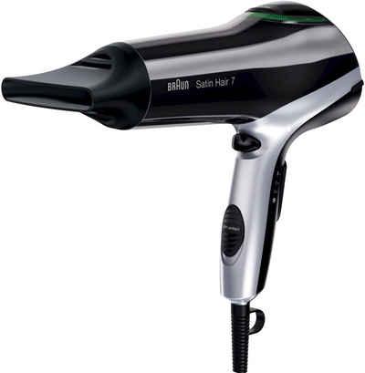 Braun Haartrockner Satin Hair 7 HD730, 2200 W, mit IONTEC Technologie