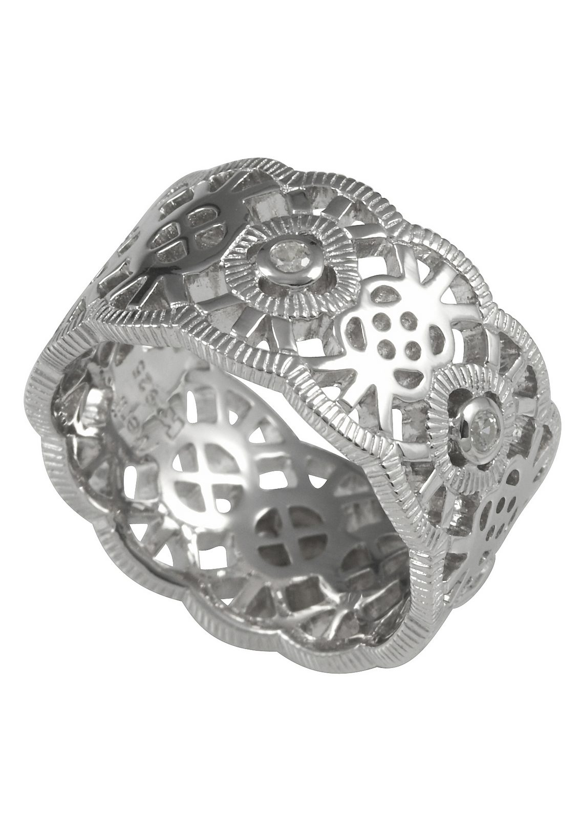 Ring, »M06 13R/90/03«, Merii - broschei