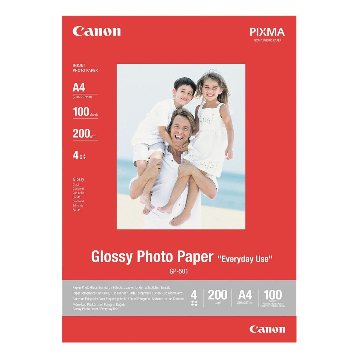 Canon Fotopapier »Glossy Photo Paper«