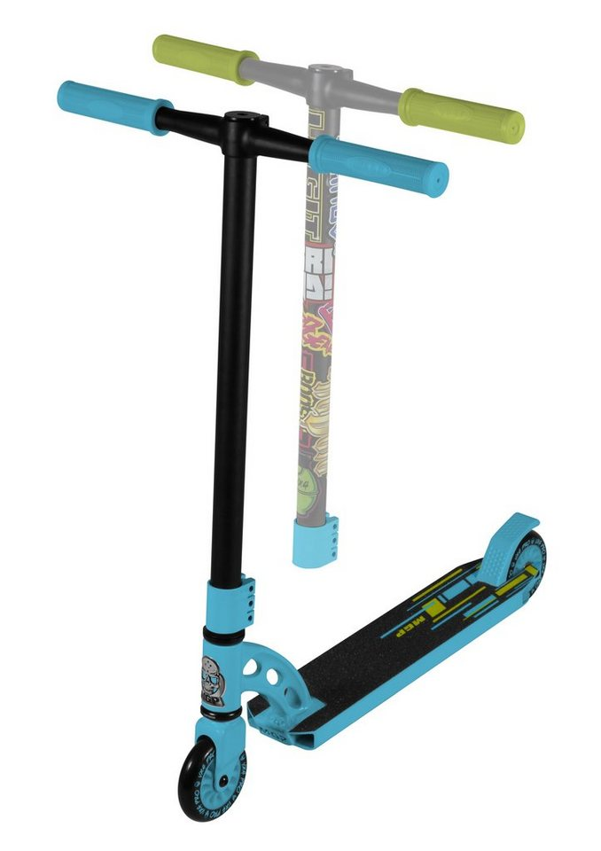 Scooter, »VX4 Pro«, Madd in blau