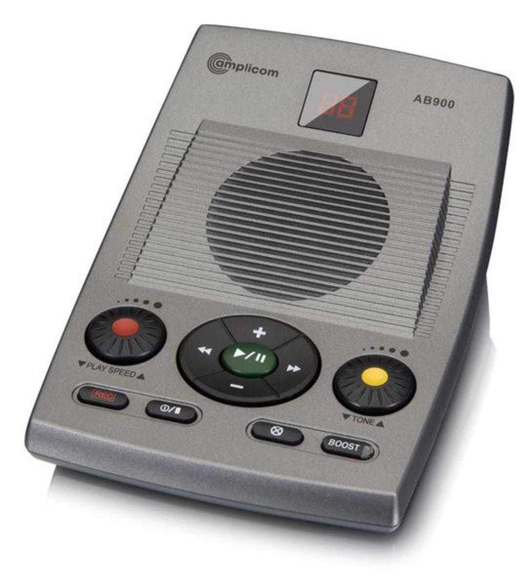Audioline Anrufbeantworter »amplicomms AB 900«
