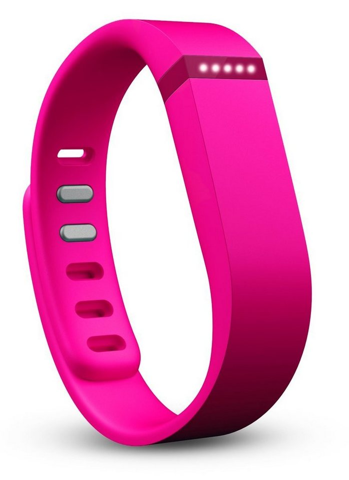 fitbit Activity Tracker »FLEX Aktivitäts- und Schlaf-Armband« in Pink