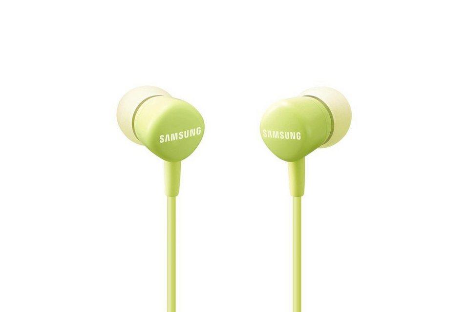 Samsung Headset »Stereo-HS,EO-HS1303, Klinke 3,5mm, Grün« in Grün