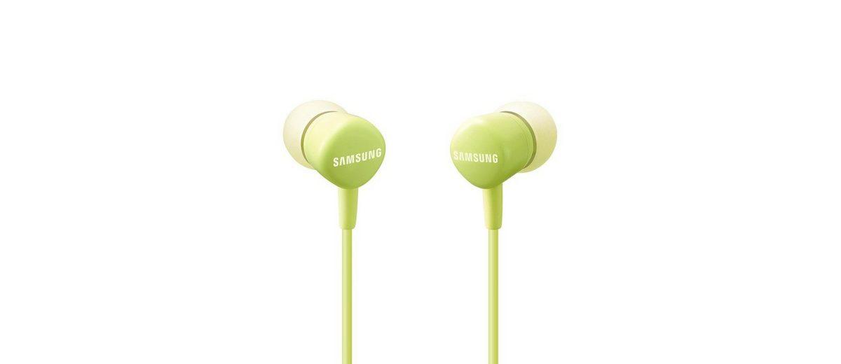 Samsung Headset »Stereo-HS,EO-HS1303, Klinke 3,5mm, Grün«