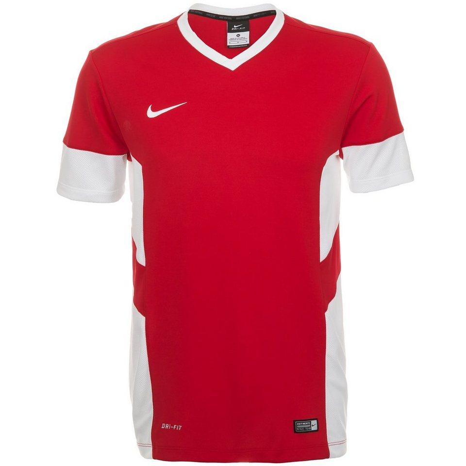 NIKE Academy 14 Trainingsshirt Herren in rot / weiß