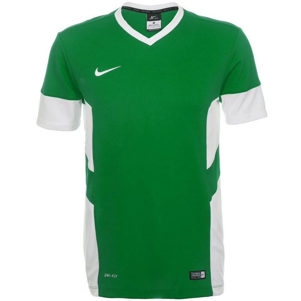 NIKE Academy 14 Trainingsshirt Herren in grün / weiß