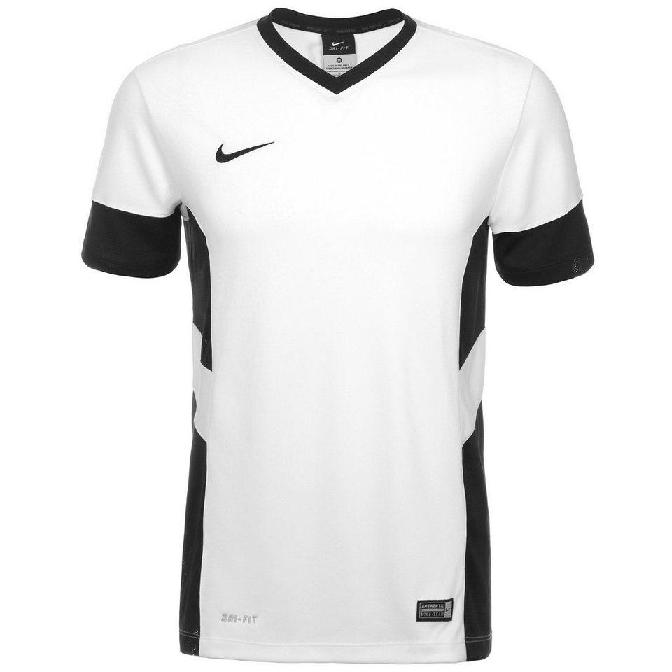 NIKE Academy 14 Trainingsshirt Herren in weiß / schwarz