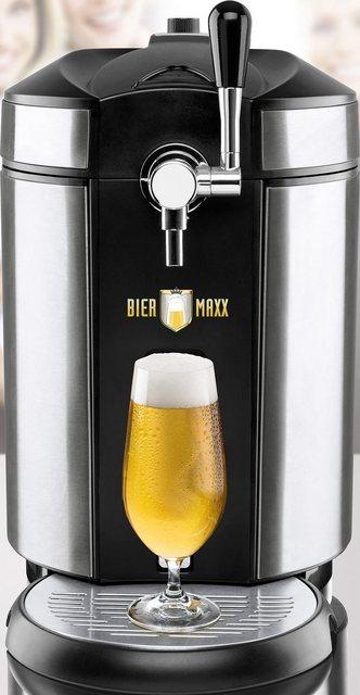 Biermaxx Bierzapfanlage BierMaxx, Druck manuell regulierbar