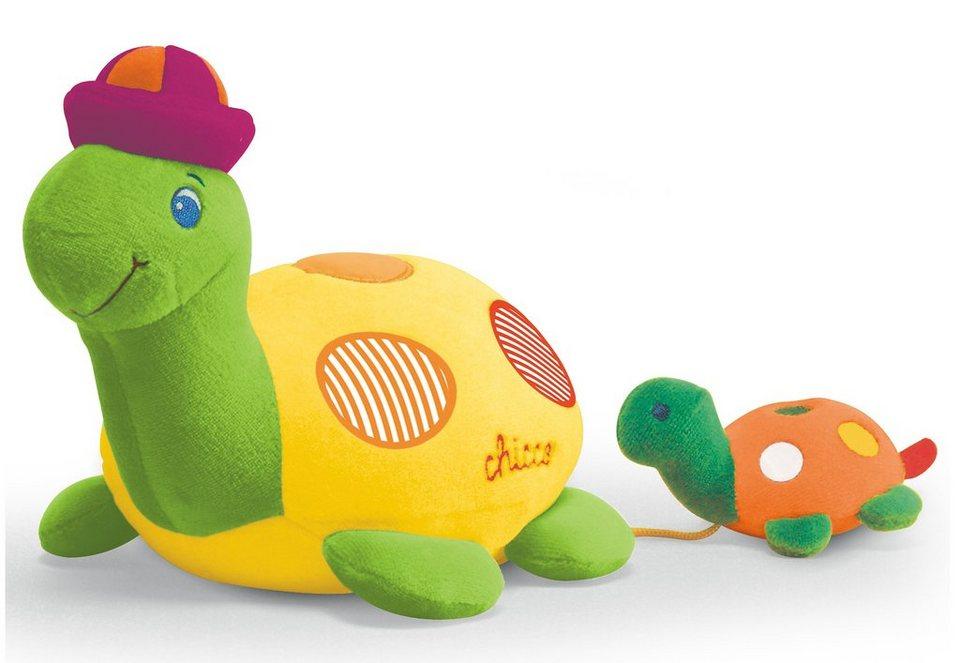 Chicco®, Plüschtier mit Funktion »Soft & Sprint Schildkröte« in bunt
