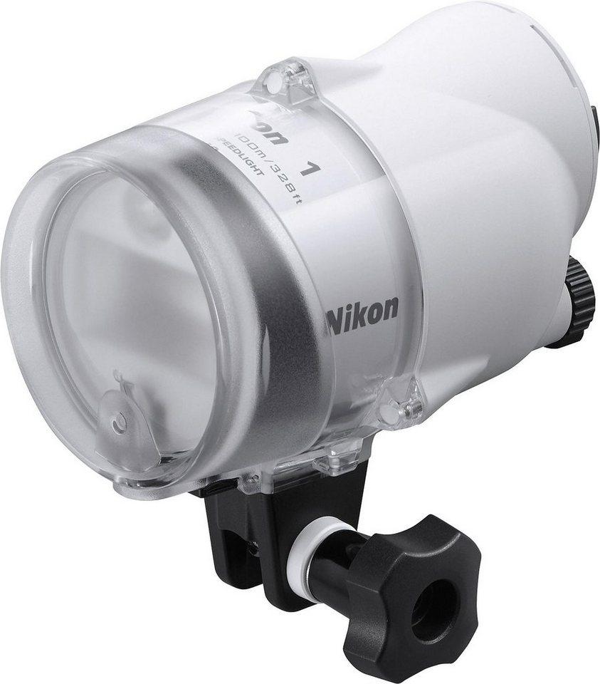 NIKON SB-N10 Unterwasser Blitzgerät Blitzgerät in weiß