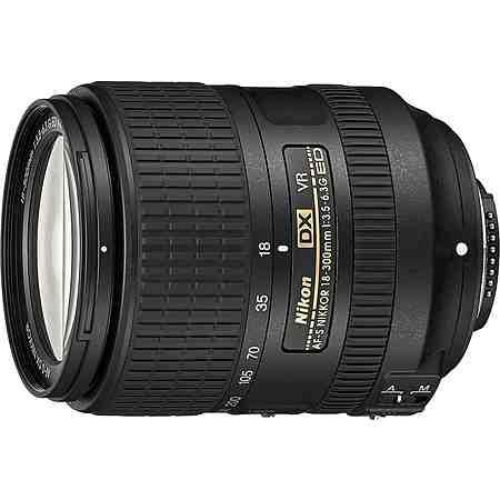 Nikon AF-S DX NIKKOR 18–300 mm 1:3,5–6,3G ED VR Standardzoom Objektiv