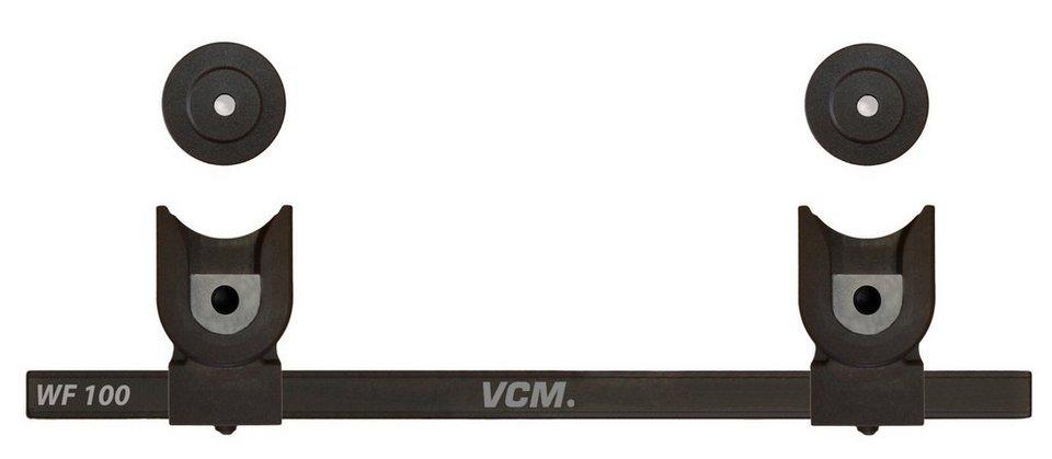 """VCM TV-Wandhalterung """"WF 100"""" in schwarz"""