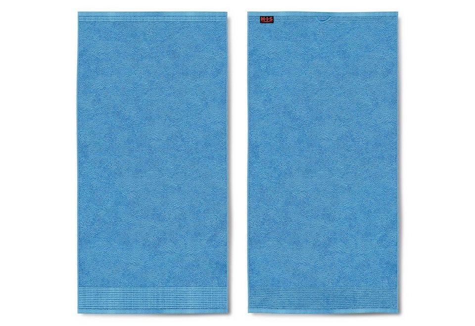 Handtuch Serie, H.I.S, »Antonia« in hellblau