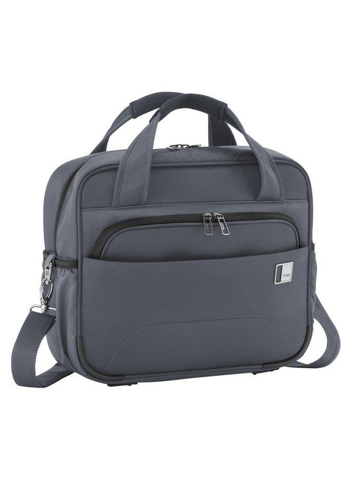 Boardbag, »NONSTOP«, TITAN® in graphit