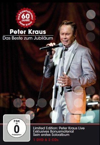 DVD »Peter Kraus - Das Beste zum Jubiläum (Limited...«