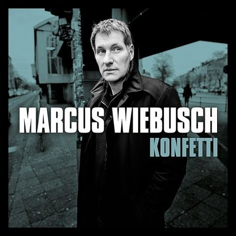 Audio CD »Marcus Wiebusch: Konfetti«