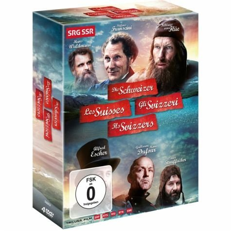 DVD »Die Schweizer«