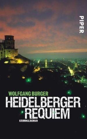Broschiertes Buch »Heidelberger Requiem / Kripochef Alexander...«
