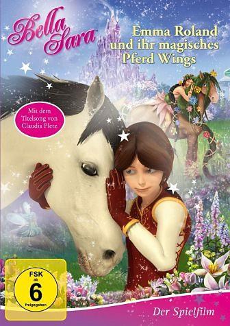 DVD »Bella Sara - Emma Roland und ihr magisches...«