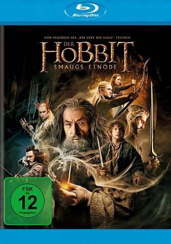 Blu-ray »Der Hobbit: Smaugs Einöde (Blu-ray)«