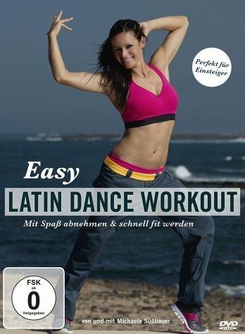 DVD »Easy Latin Dance Workout - Mit Spaß abnehmen &...«