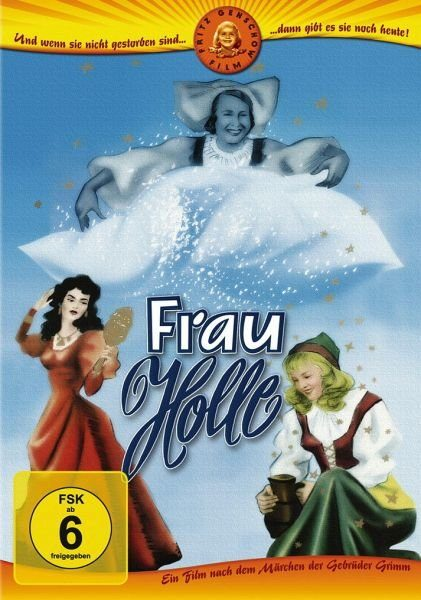 DVD »Frau Holle«