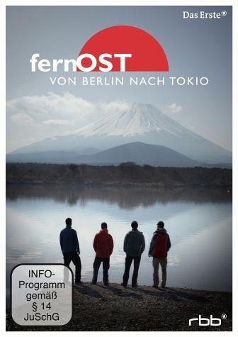 DVD »FernOst - von Berlin nach Tokio (3 Discs)«