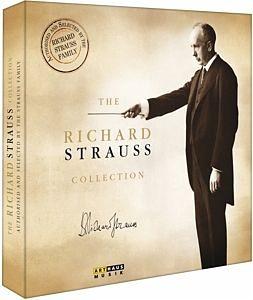 DVD »Strauss, Richard - The Richard Strauss Collection«