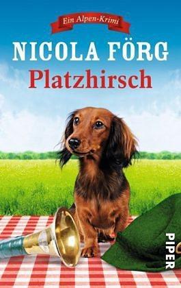 Broschiertes Buch »Platzhirsch / Kommissarin Irmi Mangold Bd.5«