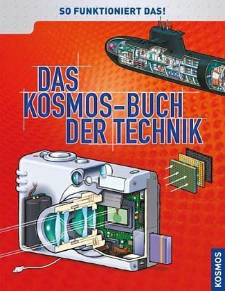 Gebundenes Buch »Das Kosmos-Buch der Technik«