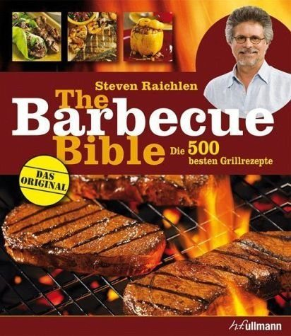 Broschiertes Buch »The Barbecue Bible«