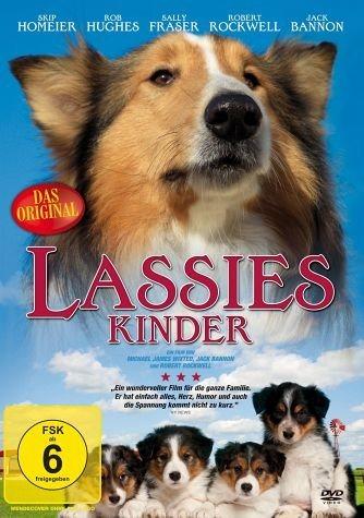 DVD »Lassies Kinder«