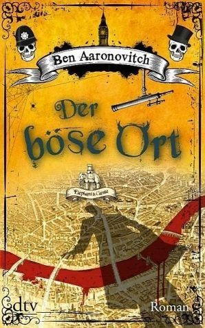 Broschiertes Buch »Der böse Ort / Peter Grant Bd.4«
