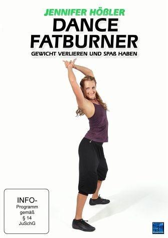 DVD »Jennifer Hößler - Dance Fatburner: Gewicht...«