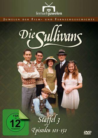 DVD »Die Sullivans - Staffel 3, Episoden 101-150 (7...«