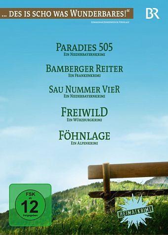 DVD »Heimatkrimi Box«