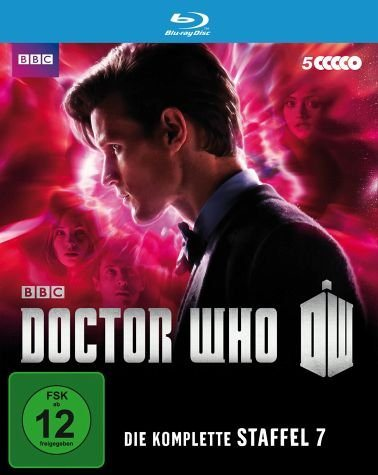 Blu-ray »Doctor Who - Die komplette Staffel 7 (5 Discs)«