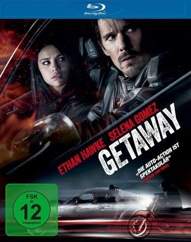 Blu-ray »Getaway«