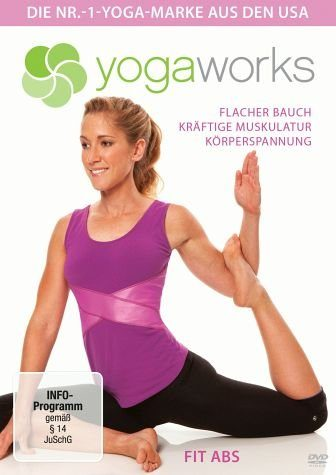 DVD »Yogaworks - Fit Abs«