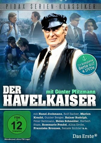DVD »Der Havelkaiser (4 Discs, Remastered Edition)«