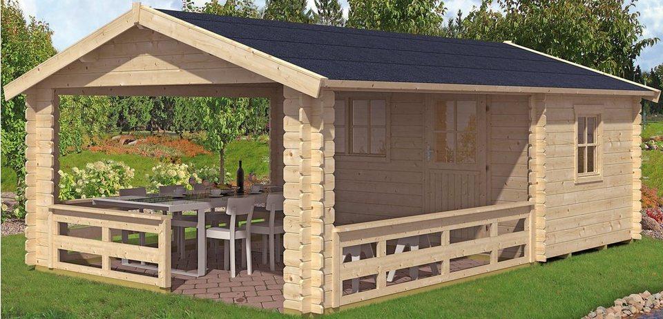 skanholz set gartenhaus alicante 3 bxt 420x653 cm inkl vordach mit br stung und fu boden. Black Bedroom Furniture Sets. Home Design Ideas
