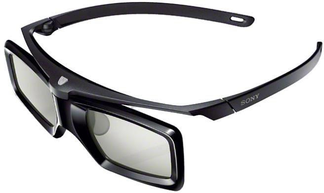 Sony TDG-BT500A 3D-Brille 3D-Active-Shutter-Brille in schwarz