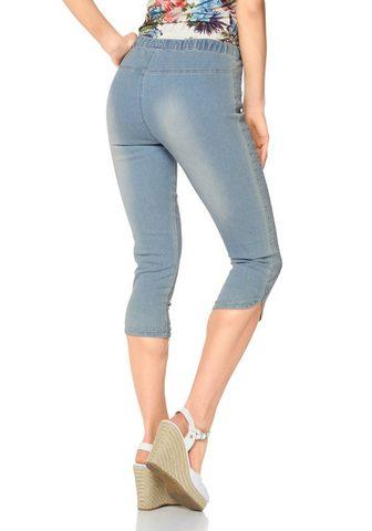 CHEER Капри джинсы