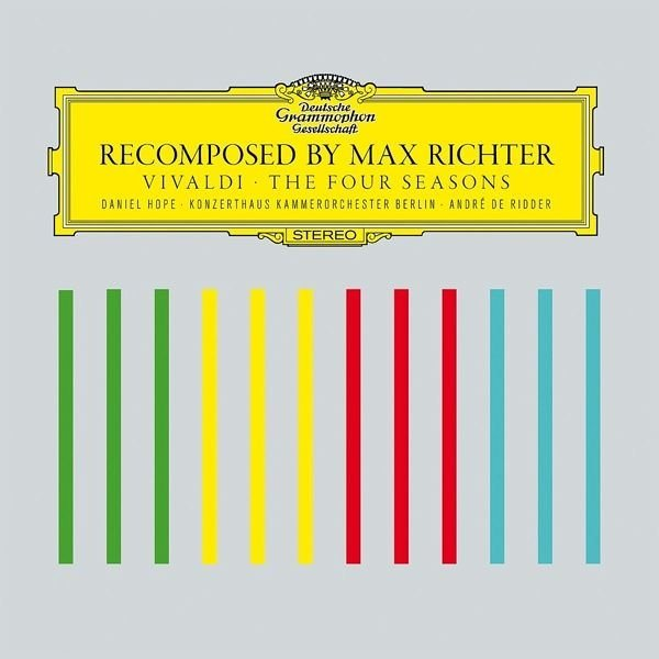Audio CD »Max Richter: Recomposed By Max Richter:...«