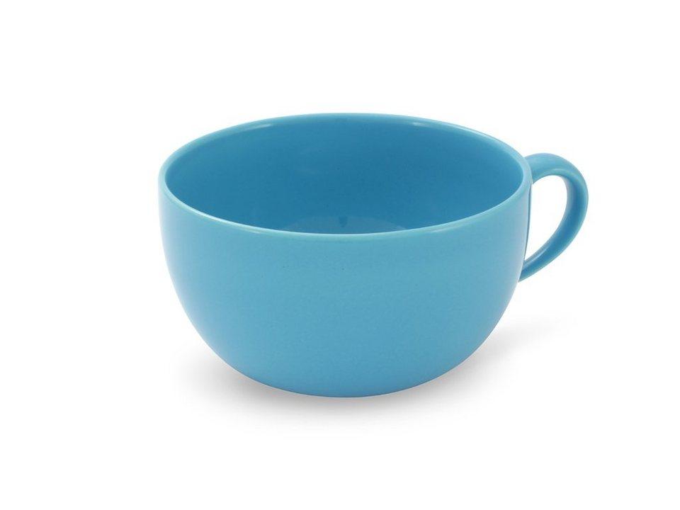 Friesland Obertasse »Happymix, 0,56l« in blau