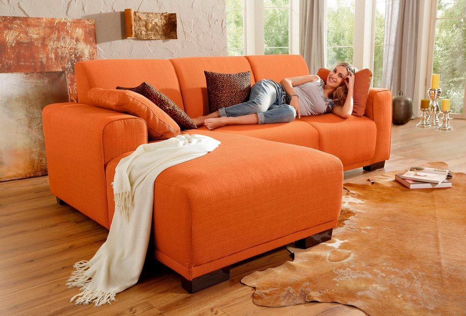 Home affaire sofa perfect premium collection by home for Ecksofa terracotta
