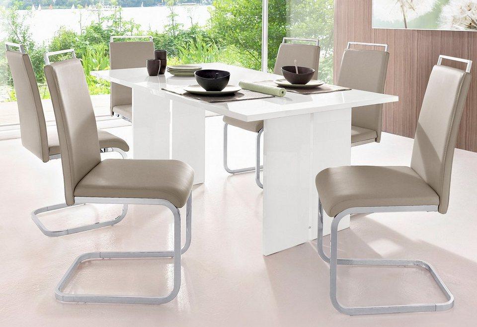 essgruppe 5 tlg online kaufen otto. Black Bedroom Furniture Sets. Home Design Ideas