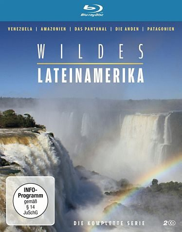 Blu-ray »Wildes Lateinamerika (2 Discs)«