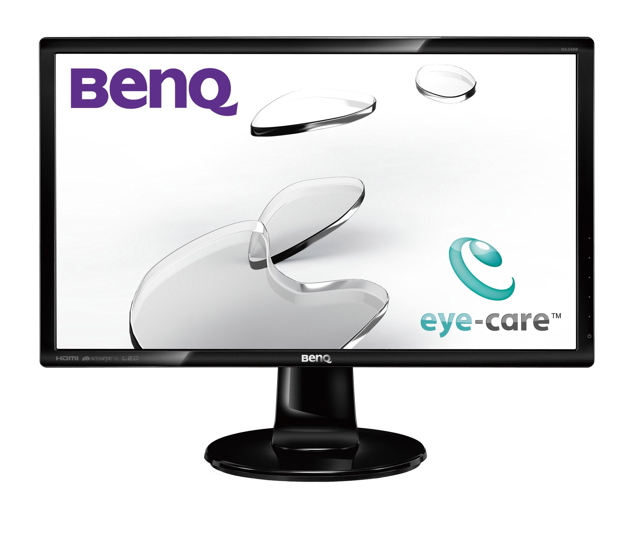 "BENQ GL2460HM LED-Display »60,96 cm (24""), Full HD, 2 ms«"