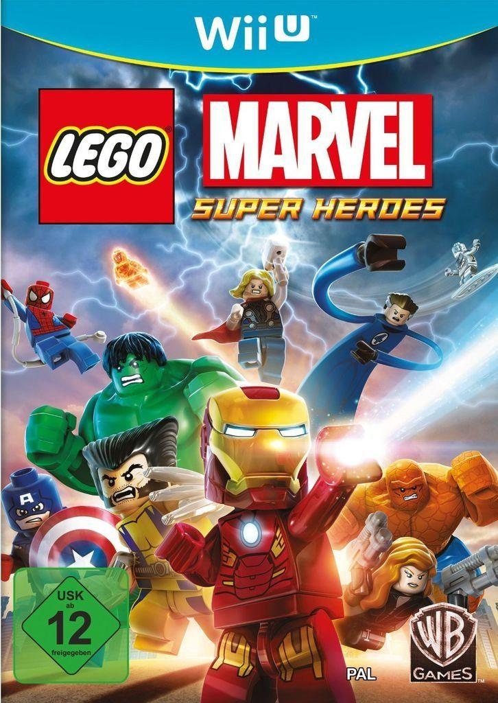 Warner Games Wii U - Spiel »LEGO Marvel«